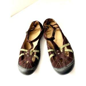 Jambu Terra Fusion Womens  T-Strap Sandals  7.5 M